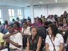 Projeto itinerante realiza atendimento jurídico no Rio Sena, em Salvador