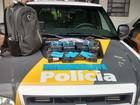 Polícia apreende 14 mil comprimidos para tratamento da impotência sexual