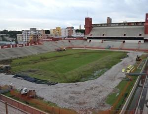 Arena da Baixada, estádio do Atlético-PR (Foto: Divulgação/Site oficial do Atlético-PR)