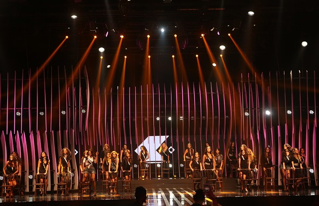 Candidatas ao Miss Brasil 2015 (Foto: Iwi Onodera / EGO)