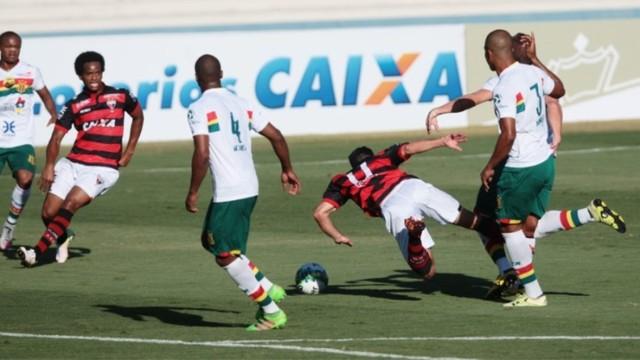 Resultado de imagem para Atlético-GO x Sampaio Corrêa 2016