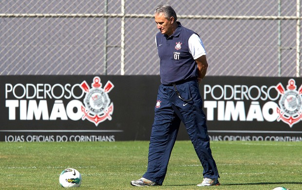 633216d0d2 Tite no treino do Corinthians (Foto  Daniel Augusto Jr.   Ag. Corinthians