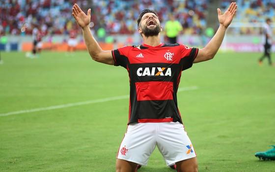 Diego, a maior contratação do Flamengo em 2016 (Foto: Gilvan de Souza / Flamengo)