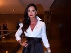 Luiza Brunet acredita na condenação do ex-namorado Lírio Parisotto