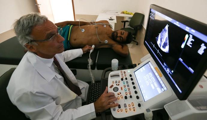 Thiago Santos Palmeiras (Foto: Cesar Greco / Ag. Palmeiras)