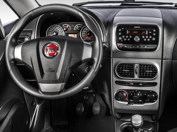 Fiat Idea 2014 (Foto: Divulgação)