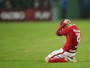 Maré ruim: lesões em série e seca de gols colocam Sasha em baixa no Inter