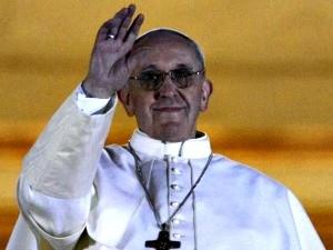 Saiba como foi a reação dos gaúchos com o anúncio do novo Papa (Foto: Reprodução/ RBS TV)