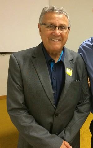 Carlos Nunes presidente da CBB (Foto: Fabrício Marques)
