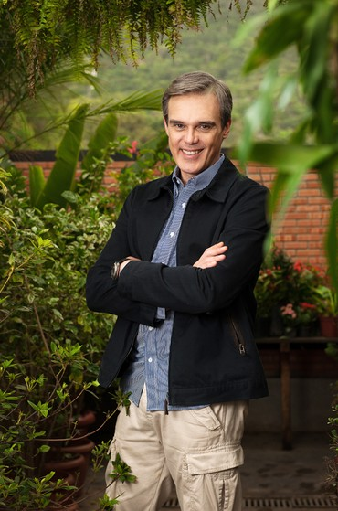 Dalton Vigh (Foto: Selmy Yassuda/ Ed. Globo)