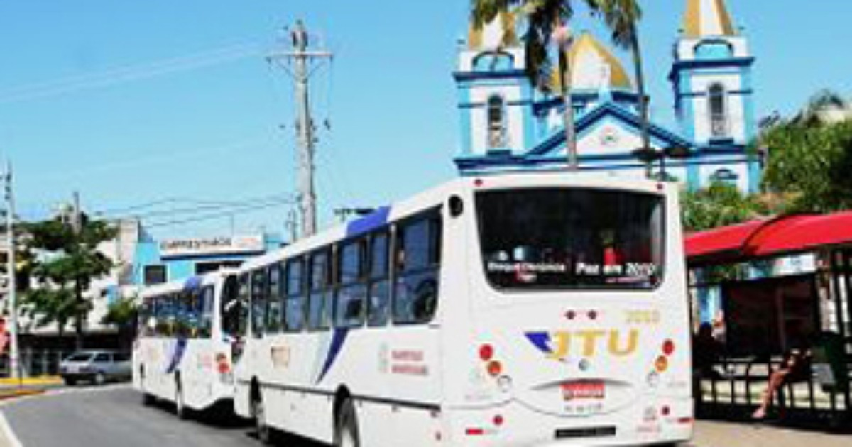 Passagem de ônibus vai a R$ 3,40 em Jacareí a partir de 1º de ... - Globo.com