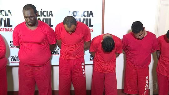 Suspeitos de tráfico em BH e em Sabará, na Região Metropolitana, são presos
