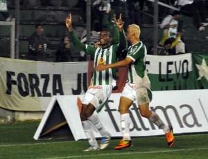 Zulu gol Juventude Série D Marcílio Dias (Foto: Divulgação/EC Juventude)