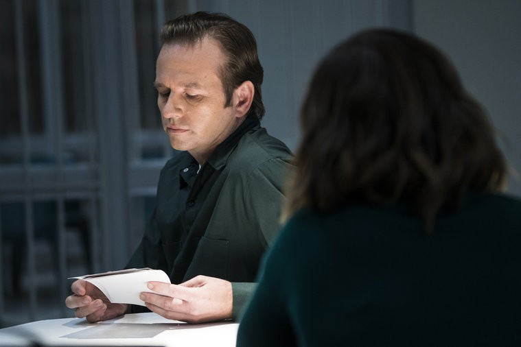 Dallas Roberts estar no episdio