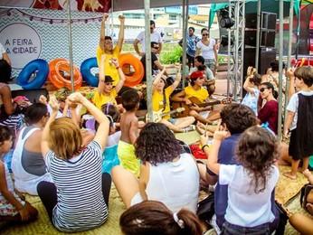 Feira da Cidade no Jardim dos Namorados acontece até domingo (Divulgação)