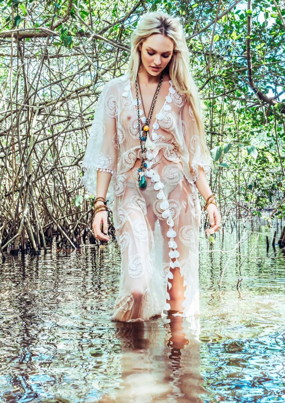 Candice Swanepoel (Foto: Divulgação)