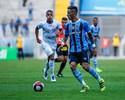 Barrios revive drama do Palmeiras em início no Grêmio e frustra sequência
