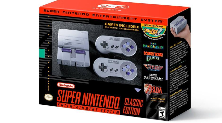 super nintendo (Foto: Divulgação/Nintendo)