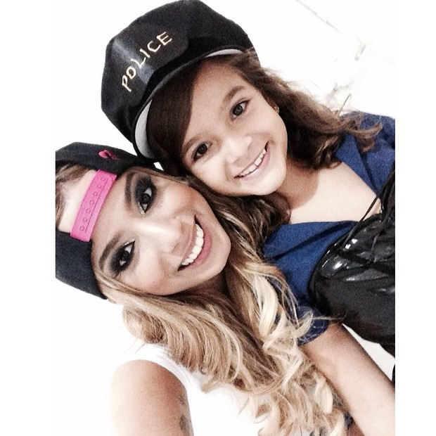 Mel Maia e Anitta (Foto: Instagram / Reprodução)