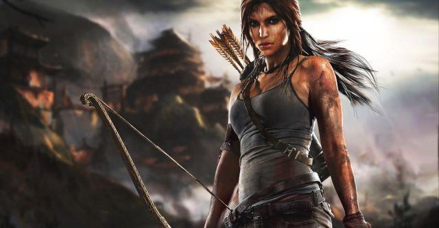 Lara Croft (Foto: Divulgao)