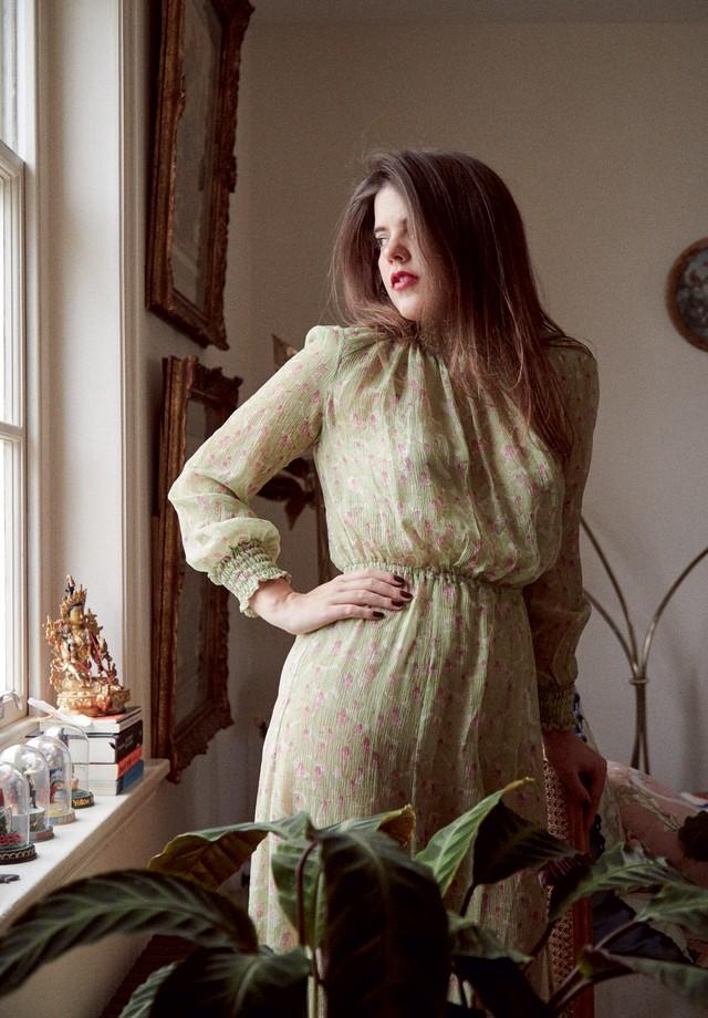 Vanda Jacintho e Alix Duvernoy lançam coleção-cápsula que tem a botânica como tema (Foto: Arquivo Vogue)