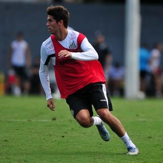 Patito Rodriguez Santos (Foto: Ivan Storti / Santos FC)