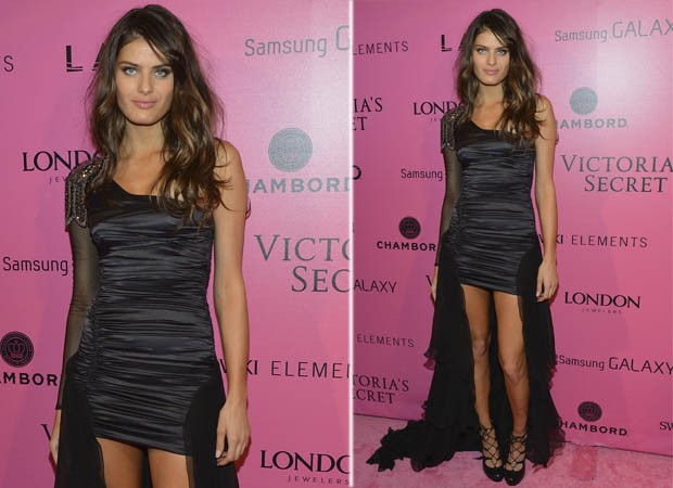 ISABELI NA FESTA DA VICTORIA'S SECRET (Foto: Getty Images)