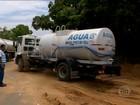Água em Colatina já começa a faltar até para moradores beberem