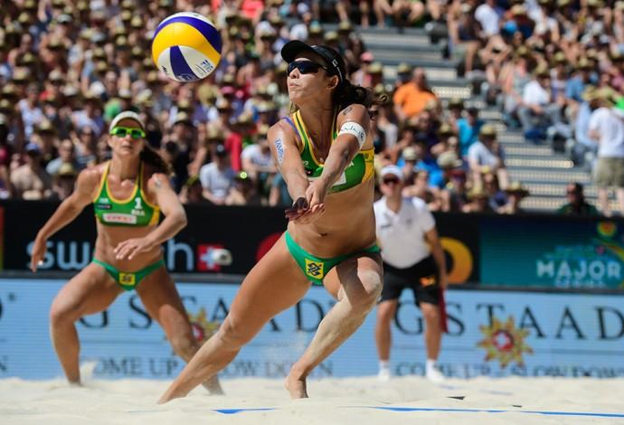 Brasileiras são uma das favoritas para a Olimpíada do Rio (Foto: Divulgação/FIVB)