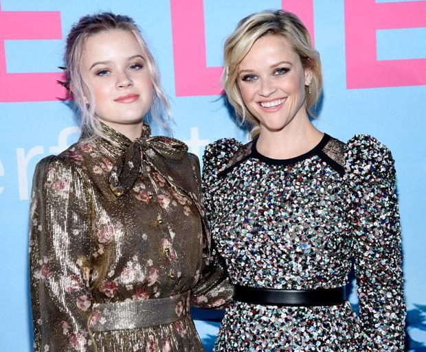 Ava e Reese (Foto: Divulgação)