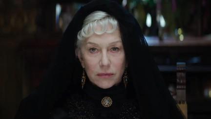 Helen Mirren se aventura por terror 'A Maldição da Casa Winchester'