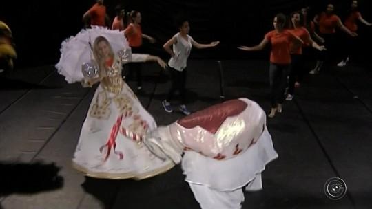 Com folclore brasileiro, grupo vence festival de dança da América Latina