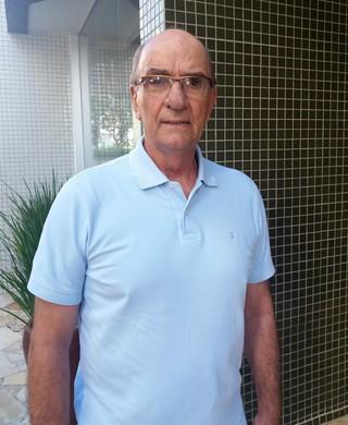 Edvar Simões medalhista olímpico basquete 1964 (Foto: Danilo Sardinha/GloboEsporte.com)