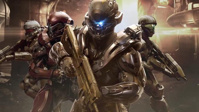 O novo capítulo da franquia Halo é um dos destaques que estarão na BGS 2015 (Divulgação/Microsoft)