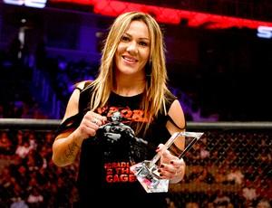 Cris Cyborg lutadora MMA (Foto: Esther Lin / STRIKEFORCE)