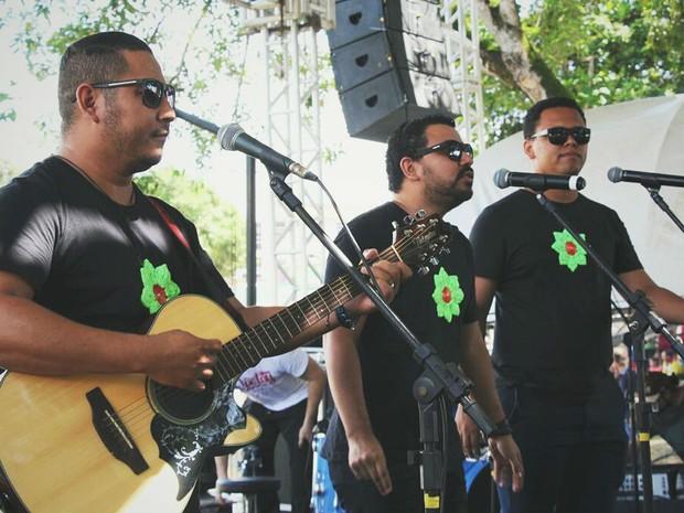 Poetas Azuis, Sarau Azul, poesia, amapá, macapá, (Foto: Sergio Silva/Divulgação/Poetas Azuis)