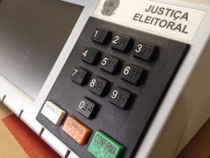 Eleições municipais serão realizadas em outubro deste ano (Foto: Heloise Hamada/G1)