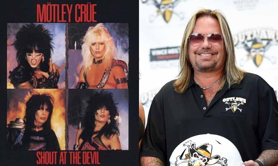 Os garotos do Mötley Crüe trouxeram uma energia única à cena musical com os sucessos 'Girls, Girls, Girls' e 'Dr. Feelgood'. O vocalista Vince Neil seguiu à risca o estilo de vida do rock e, hoje em dia, fez como a grande parte dos companheiros: aderiu ao reality show. Casou-se quatro vezes e já foi preso por dirigir bêbado. (Foto: Divulgação/ Getty Images)