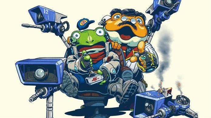 Melhores jogos de 2016 para Wii U: Star Fox Guard (Foto: Divulgação/Nintendo)
