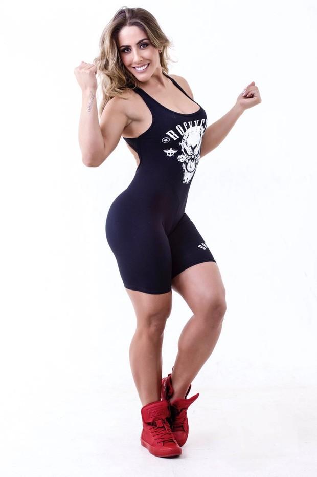 Jo Damiani (Foto: Marcos Mello  MF Models Assessoria)