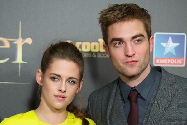 Robert Pattinson e Kristen Stewart (Foto: Getty Images)