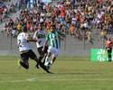 """""""Bem resolvido"""", meio com Edinho e Tiago Real ganha moral no Coritiba"""