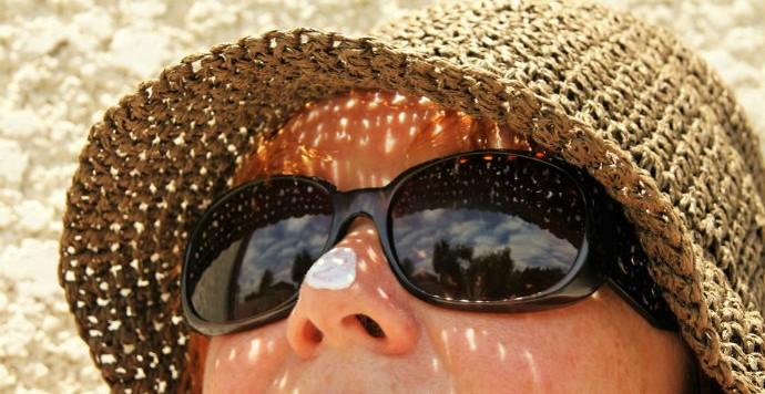Câncer de pele (Foto: Divulgação / Unimed SJC)
