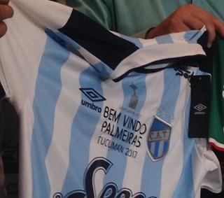 Palmeiras Tucumán (Foto: Rodrigo Faber)
