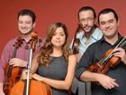 Quarteto Belmonte faz shows em oito cidades do interior de Pernambuco