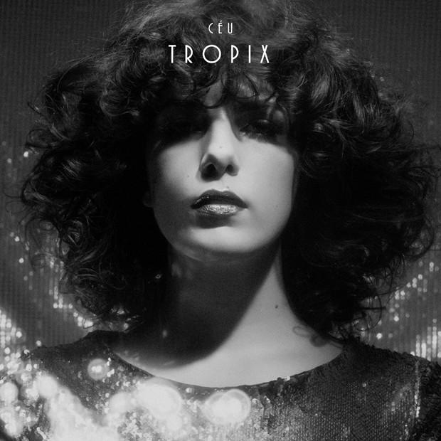 Capa do disco 'Tropix', da cantora Céu (Foto: Divulgação)