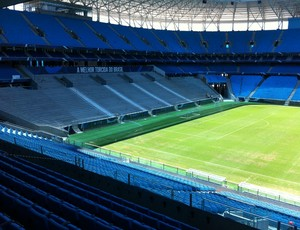 grêmio arena geral (Foto: Tomás Hammes/Globoesporte.com)