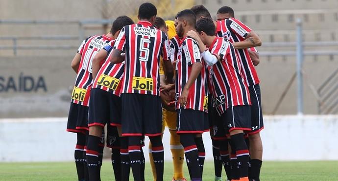 São Paulo Copinha sub-20 (Foto: Rubens Chiri / site oficial do São Paulo FC)