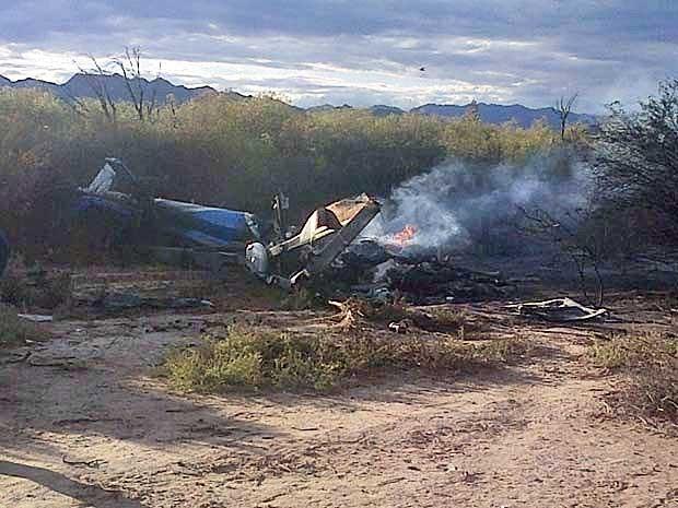 Medalistas olímpicos morrem em choque de helicópteros na Argentina (Foto: Jose Alamo / AP Photo)