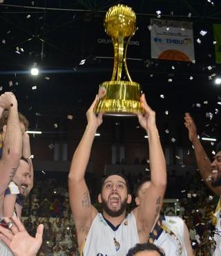 Mogi das Cruzes x Bauru Final Paulista de Basquete (Foto: Cairo Oliveira)